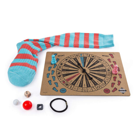 """SPIN MASTER Lauamäng """"The Sock Game"""""""