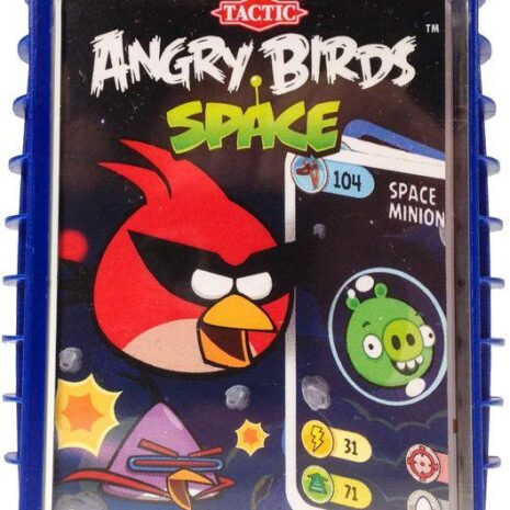 TACTIC Angry Birds Cards Space