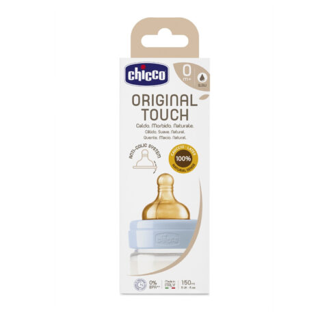 CHICCO Lutipudel Original Touch poisile, 150ml. Lateks