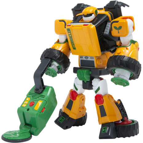 YOUNG TOYS TOBOT T figuur