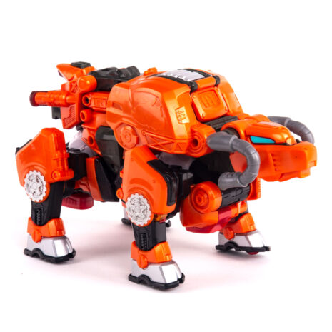 YOUNG TOYS METALIONS Main Taurus