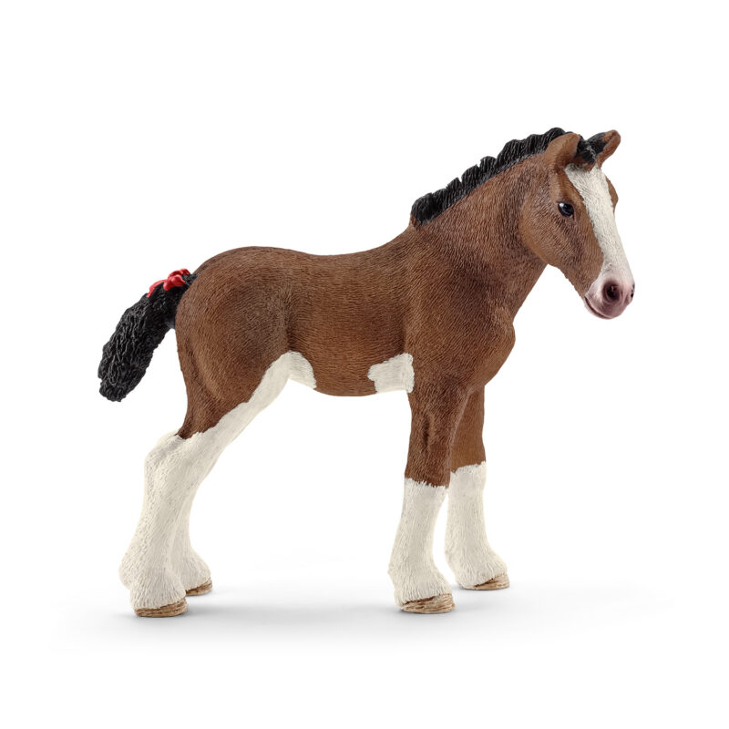 SCHLEICH FARM WORLD Clydesdale Varss