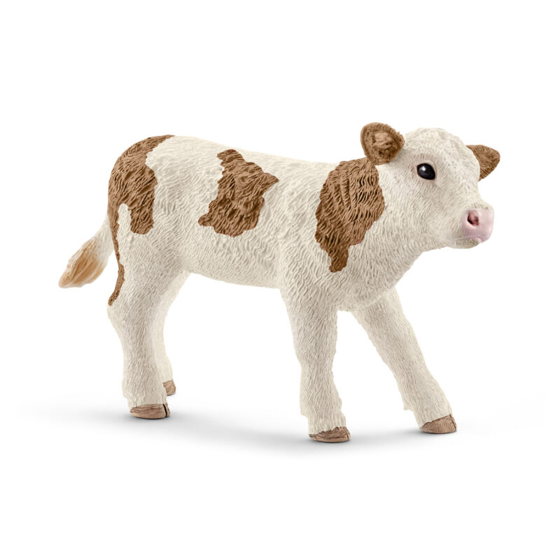 SCHLEICH FARM WORLD Simmental Vasikas