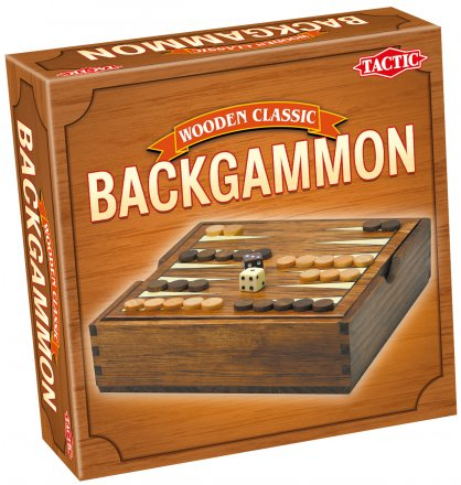TACTIC Mini Backgammon