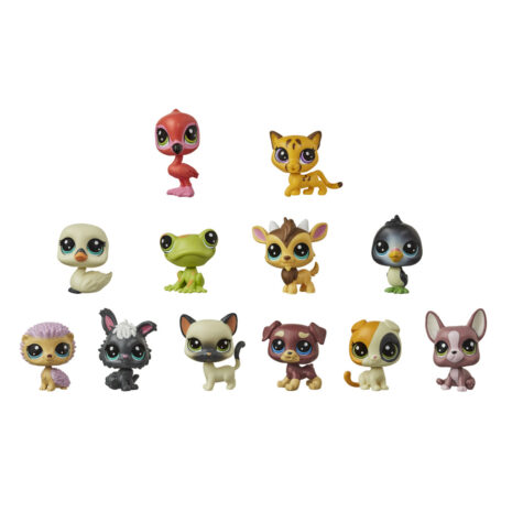 HASBRO LITTLEST PET SHOP Lemmiku majake