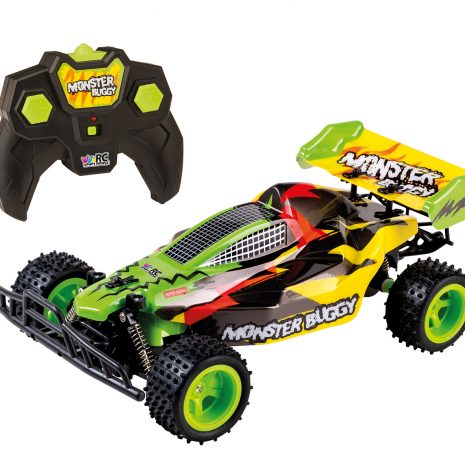 HAPPY PEOPLE RC Mosnter Buggy 2,4 GHz