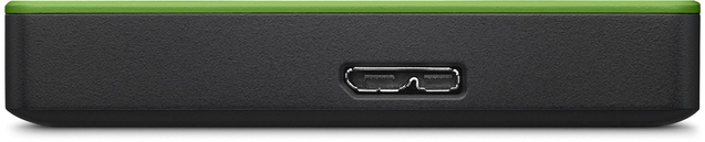 External HDD|SEAGATE|2TB|USB 3.0|Colour Green|STEA2000403