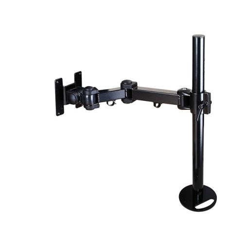 TV SET ACC DESK MOUNT BLACK/10-30″ FPMA-D960G NEWSTAR