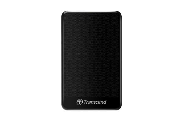 External HDD|TRANSCEND|StoreJet|2TB|USB 3.0|Colour Black|TS2TSJ25A3K
