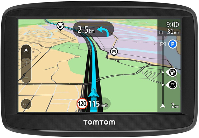CAR GPS NAVIGATION SYS 6″/START 62 1AA6.002.02 TOMTOM