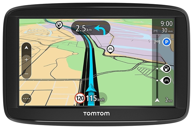 CAR GPS NAVIGATION SYS 5″/START 52 1AA5.002.02 TOMTOM