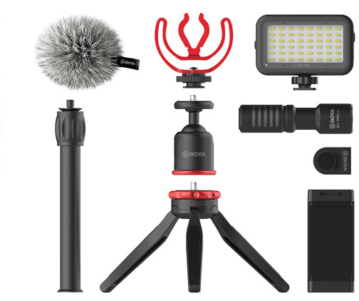 Boya vlogging kit Advanced BY-VG350