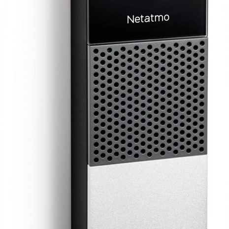 Netatmo uksekell Smart Video Doorbell