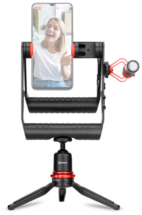 Boya mikrofon Smartphone Video Kit BY-VG380