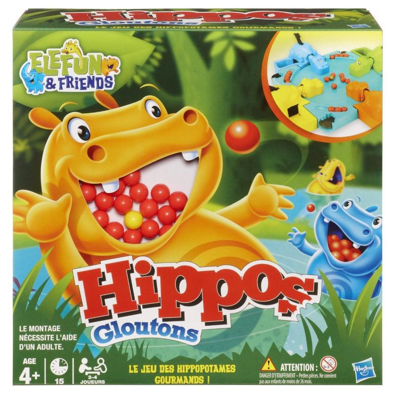 Lauamäng Hungry Hungry Hippos
