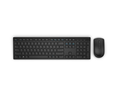 KEYBOARD +MOUSE WRL OPT. KM636/NOR 580-ADFS DELL