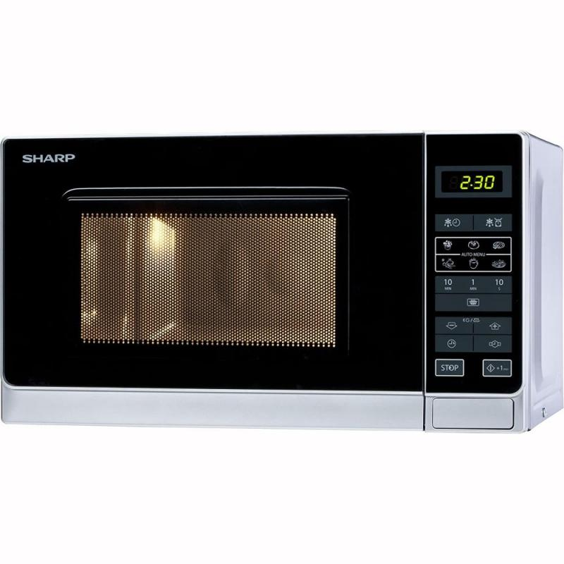 MICROWAVE OVEN 20L SOLO/R242INW SHARP