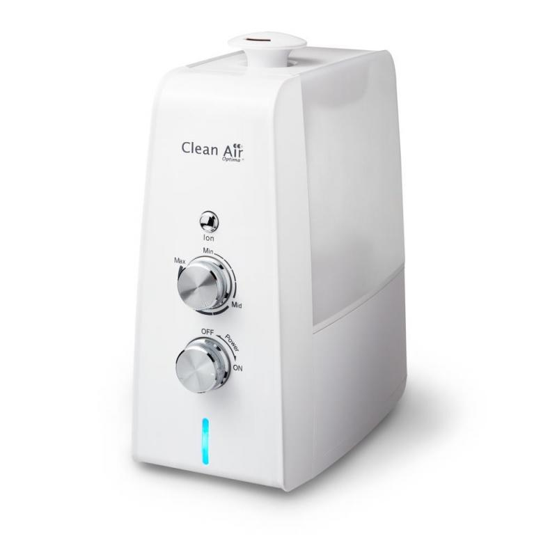 HUMIDIFIER WITH IONIZER/CA-602 CLEAN AIR OPTIMA